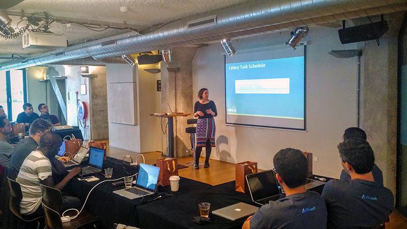 RapidCon 2016: RapidPro Developer's Recap