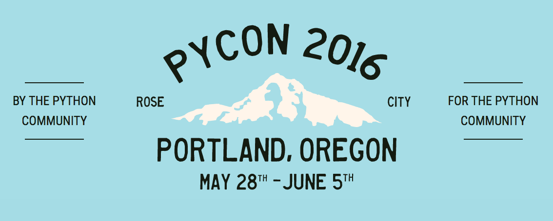 Where to Find Cakti at PyCon 2016