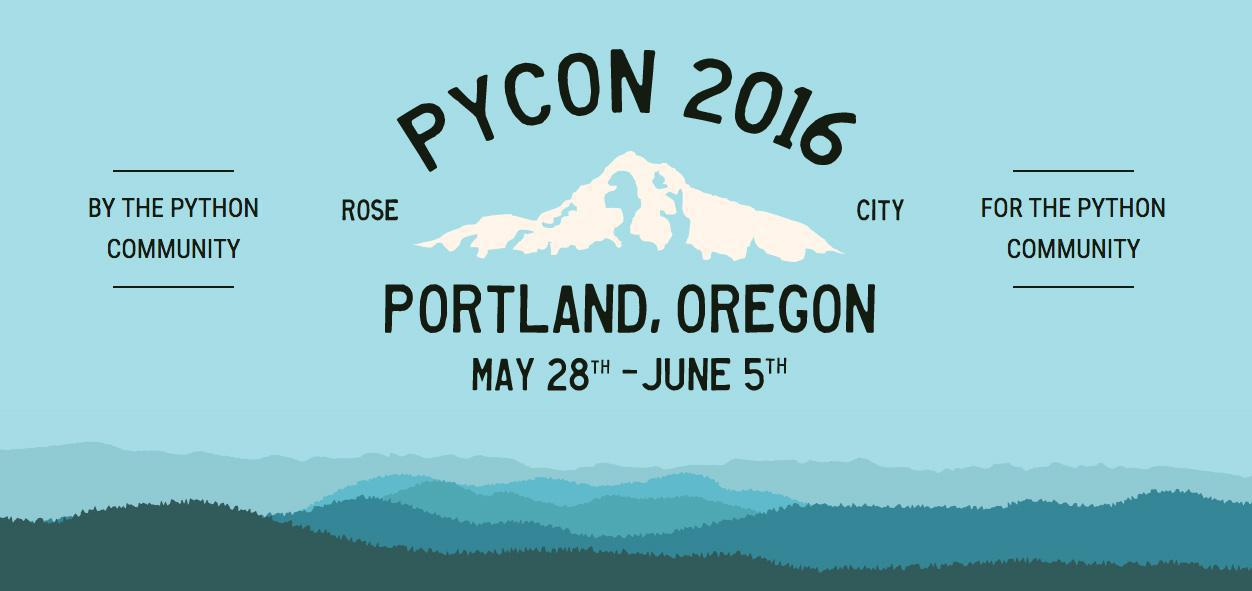 PyCon 2016: Behind the Design
