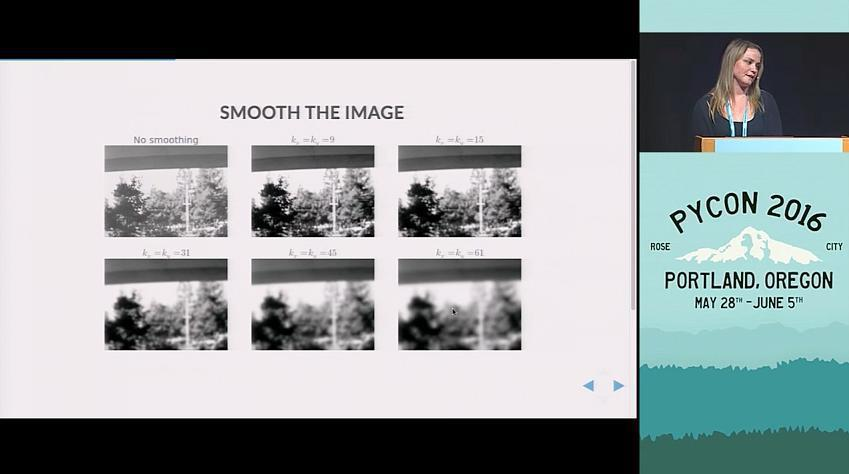 Trainspotting: real-time detection of a train's passing from video - PyCon 2016