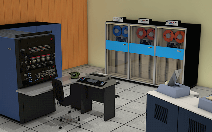 The IBM 370