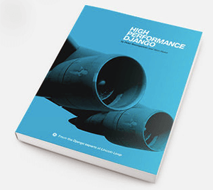 Cover of High Performance Django book