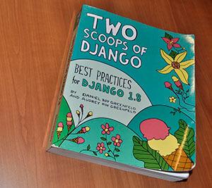 """Book """"Two Scoops of Django"""""""