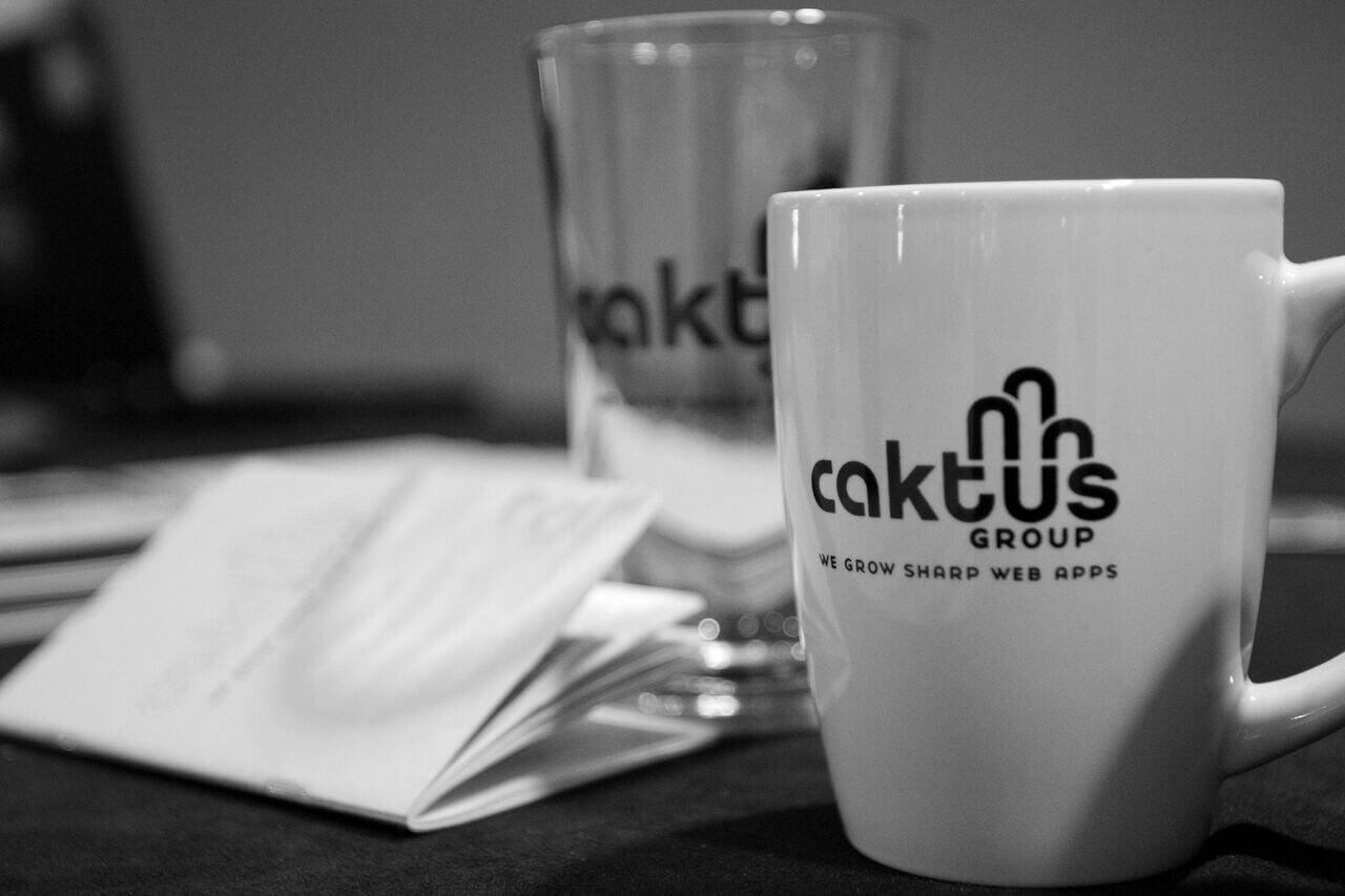 Caktus coffee mug