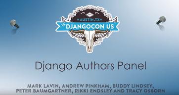 Django Authors Panel